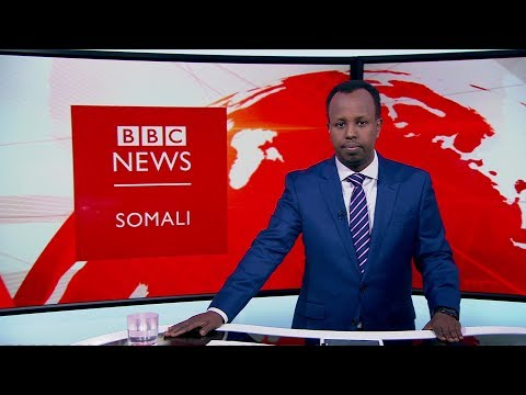 WARARKA TELEFISHINKA BBC SOMALI 09.08.2018 thumbnail