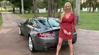 2009 Aston Martin Vantage Coupe ~ Stimulating ~ Sexy ~ Stylish & Sleek! 19k Miles & Produces 420HP!