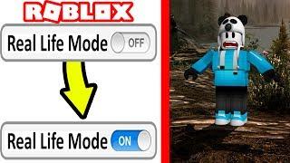 ROBLOX HAS A REAL LIFE GRAPHICS OPTION!