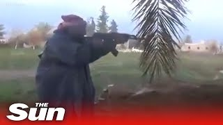 Baghouz: footage from ISIS's final stand in Syria thumbnail