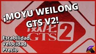 WEILONG GTS 2!! La joya de Moyu | Review (+ solves)