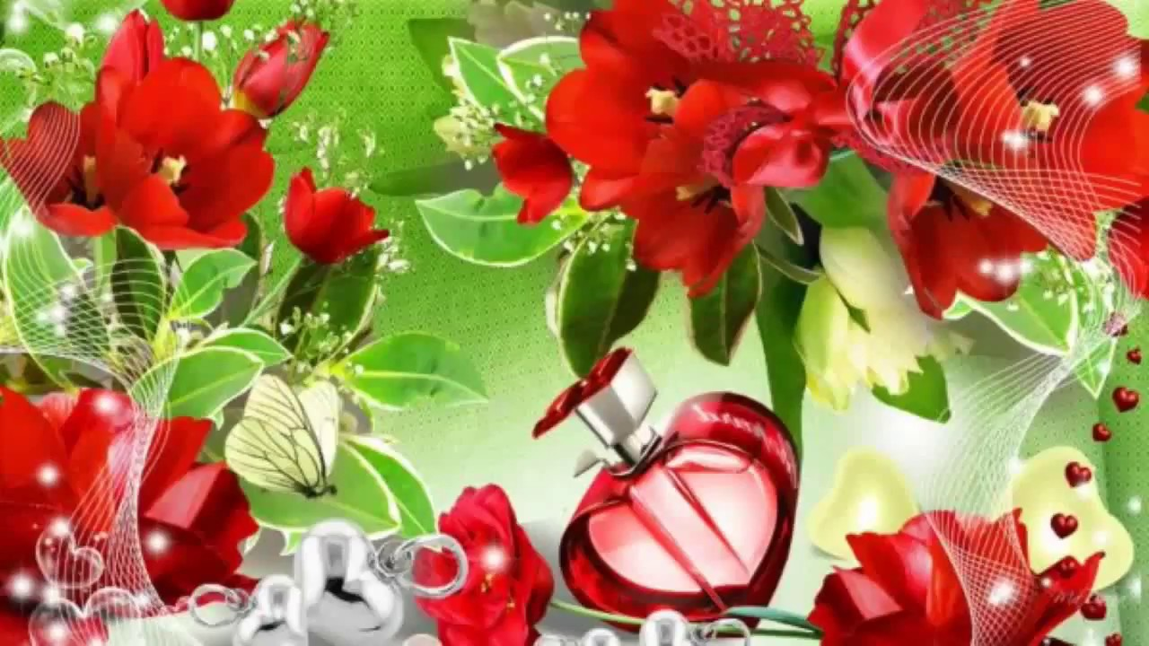 Beautiful Butterfly Flower Wallpapers Hd Images Youtube