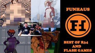 Best of Funhaus - R34 and Sexy Flash Games