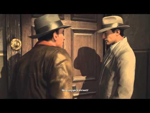 Mafia II Chapter 10, Meeting Eddie and Carlo at Joe's Apartment