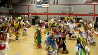 Young Nations Powwow 2009 - Grass Special
