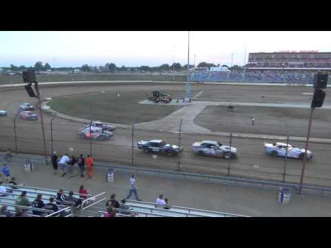 8-8-15 Lucas Oil Speedway Factory Stock Heat Races