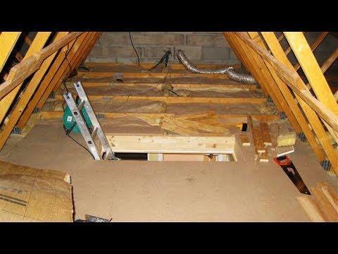What This Guy Does To His Wasted Attic Space Is Astounding  You Have to See It