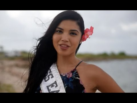 Miss Earth Guam 2015 Eco-Beauty Video