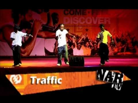 Ghana music - Traffic (T-BOYZ) live@ Accra trade fear