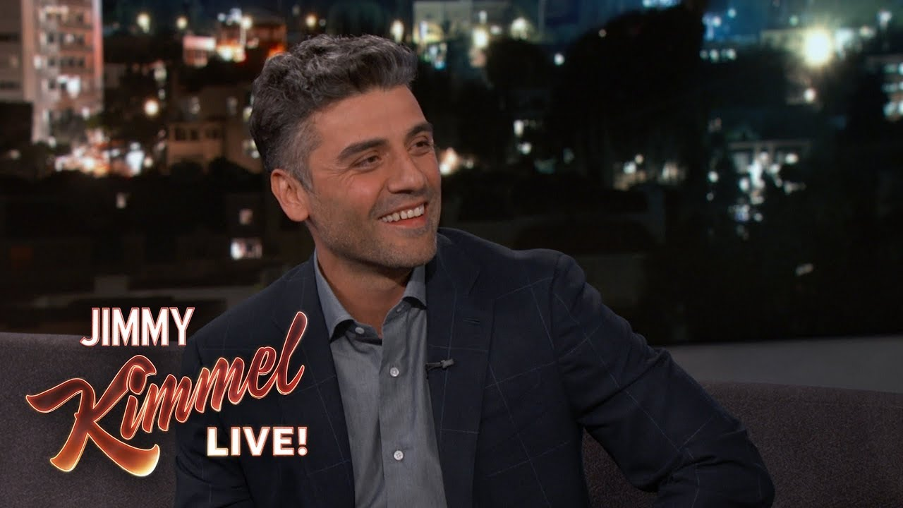 Oscar Isaac on Being a New Dad