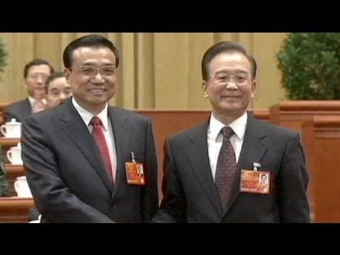 Li Keqiang becomes China's prime minister