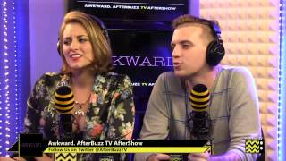 "Awkward. After Show Season 3 Episode 18 ""Old Jenna"" 