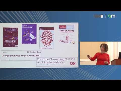 "Jennifer Listgarten: ""CRISPR Gene Editing with Machine Learning"""