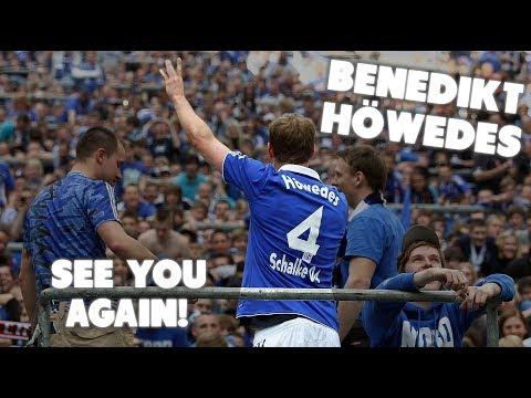 BENEDIKT HÖWEDES   See you again! - Highlights seiner Zeit auf Schalke