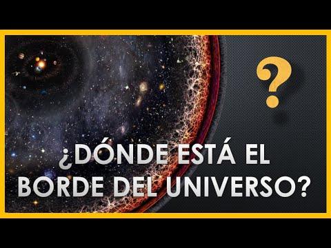 Dónde está el BORDE del UNIVERSO? - YouTube