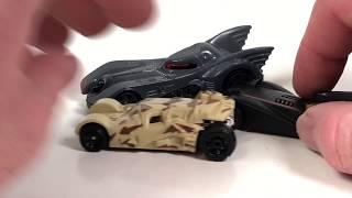 Hot Wheels Batman Batmobile Series Walmart 2018