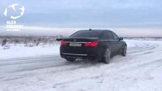Александр Фёдоров на Автодроме