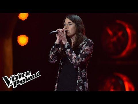 "Zuzanna Niedzielska - ""Pastempomat"" - Blind Audition - The Voice of Poland 8"