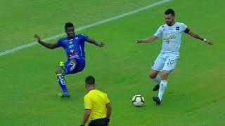 Caracas FC lleva un empate de Manta en su visita al Delfín