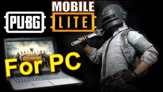 Install PUBG LITE for PC Free Download Full Version 2020