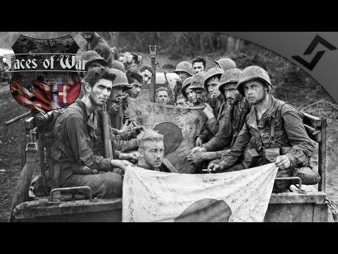 Pacific USMC BAR Gunner  - ARMA 3 Faces of War WW2 Mod - CQB Jungle Combat