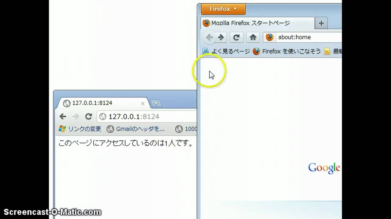 Websocket Sample