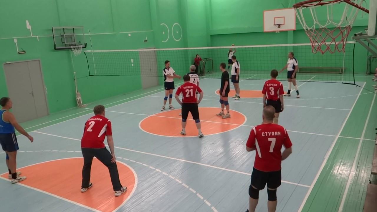 СССР-1 - Ветераны-DEAF, #КВЛ, Лига 40+, #волейбол, 09.12.16