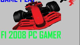 F1 2008 PC Gameplay