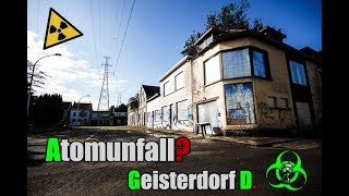 LOST PLACE - ATOMUNFALL? - Belgien Tour - Geisterdorf D. #028