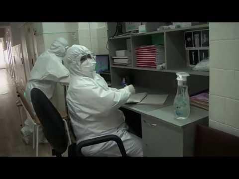 Будни медиков РКИБ, которые лечат больных с коронавирусом