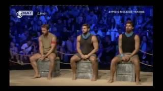 Survivor Ημιτελικός: Ανακοίνωση παικτών που πέρασαν στον τελικό