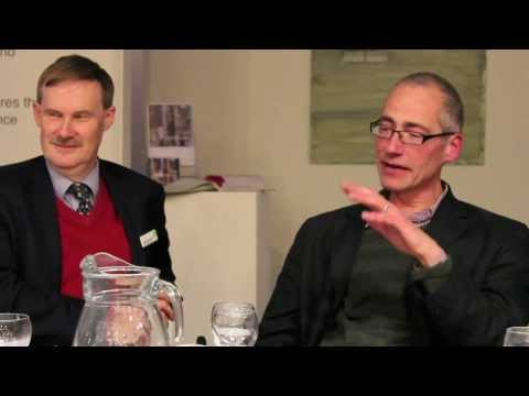 East Contemporary Art talk at Waterfront Gallery, Ipswich