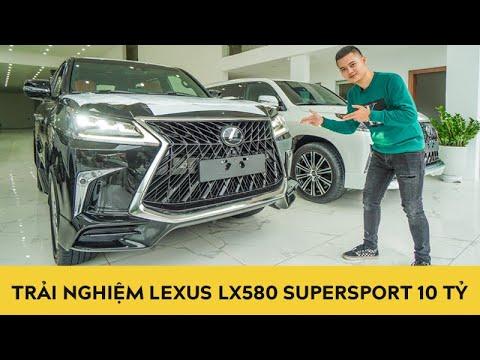 Trải nghiệm xe Lexus LX 570 2020 Supersport MBS giá hơn 10 tỷ | Autodaily