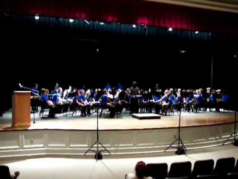 Oglethorpe County Middle School Band LGPE 3  17  16