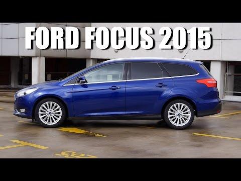 Ford Focus kombi 2015 1.5 TDCi 120 KM (PL)