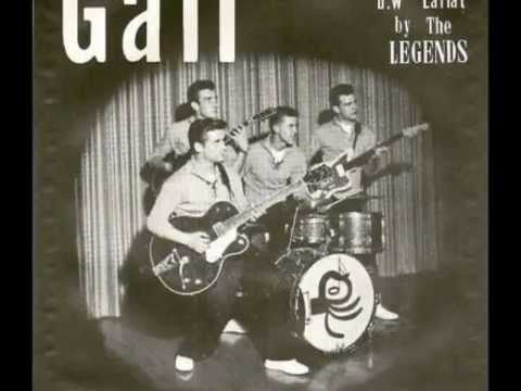 The Legends - Lariat (1961)