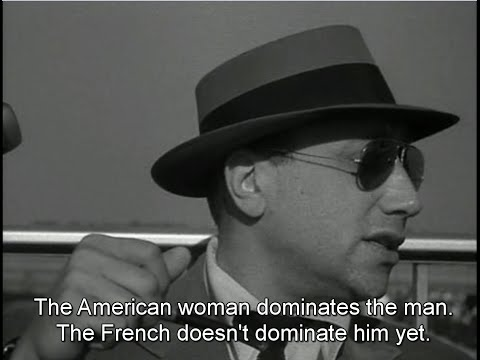 Breathless 1960 by Jean Luc Godard  full movie with english subtitles
