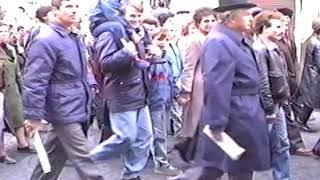 3 листопада 1990 року на Буковині - синьо-жовтий прапор