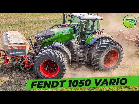 fendt-1050-vario-m.-zwillingsbereifung-|-der-größte-traktor-von-fendt-sät-mit-horsch-tiger