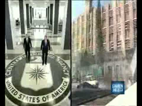 The spy master, cia operations in pakistan , cia and isi ,azaz syed ...part 1 of  3 parts