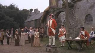 King George, and Old England Forever! (Barry Lyndon - 1975, by Stanley Kubrick)