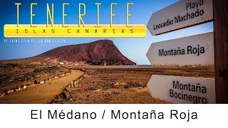 Teneriffa - El Médano / Montaña Roja