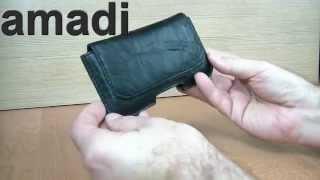 Kabura Ricardsson - Skóra naturalna - iPhone 6 - 4.7