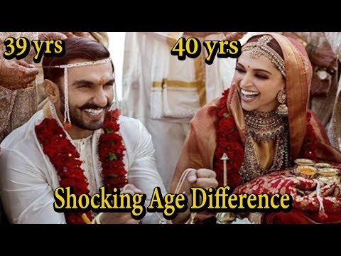 Top 7 Shocking Age Difference Between Bollywood Couples I 2018 thumbnail