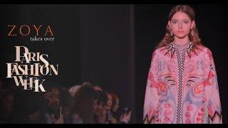 Zoya debuts at Paris Fashion Week 2017