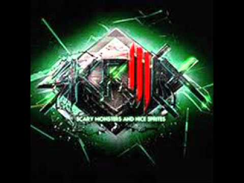 SKRILLEX SCARY MONSTERS AND NICE SPRITES(FULL ALBUM)