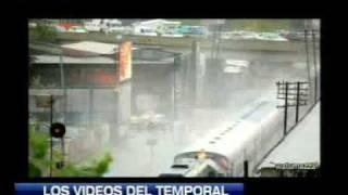 Ola Gigante En Palermo - Inundacion 19/02/2010 - C5N