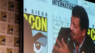 Cosmos panel Comic Con 2018 Part Two