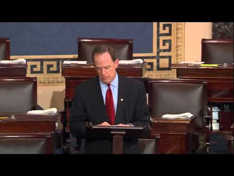 Sens. Casey and Toomey Read Names of Fallen Servicemembers from Pennsylvania
