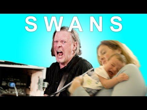 KIDS REACT TO SWANS